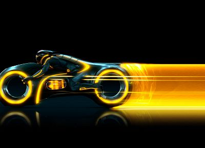 Tron Legacy - related desktop wallpaper