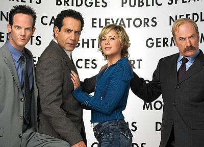 gray, Jason, monk, Tony Shalhoub, Traylor Howard - related desktop wallpaper