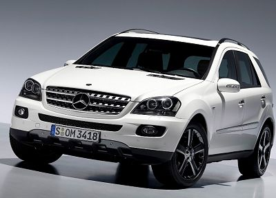 SUV, Mercedes-Benz - random desktop wallpaper