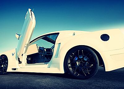 cars, Ford, Saleen, low-angle shot - random desktop wallpaper