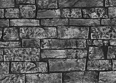 wall, stones, textures - desktop wallpaper