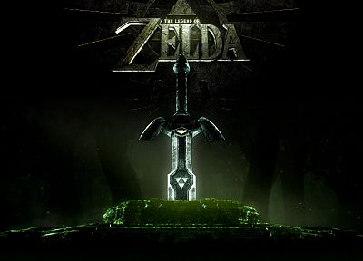 video games, The Legend of Zelda, master sword - related desktop wallpaper