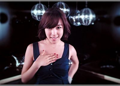 Girls Generation SNSD, Tiffany Hwang - random desktop wallpaper