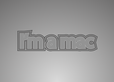 snow, Apple Inc., iMac, Mac, Macbook, lions, leopards, i'm a mac - desktop wallpaper