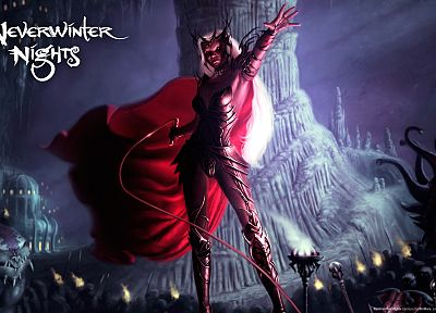 video games, Neverwinter Nights - random desktop wallpaper