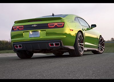 concept cars, Chevrolet Camaro, wheels - desktop wallpaper