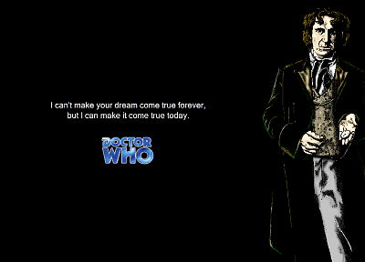 quotes, Paul McGann, Doctor Who, Eighth Doctor - related desktop wallpaper