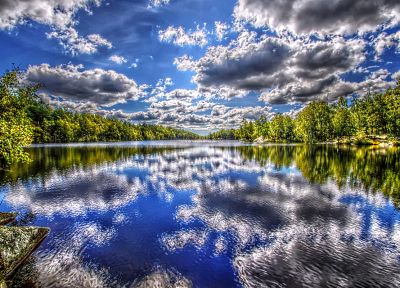 landscapes, HDR photography - random desktop wallpaper
