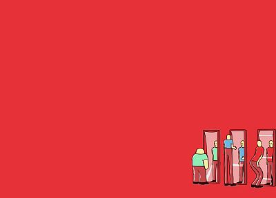 minimalistic, funny - related desktop wallpaper
