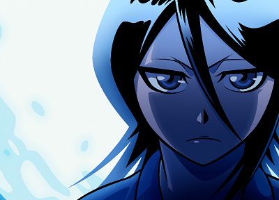 Bleach, Kuchiki Rukia - random desktop wallpaper