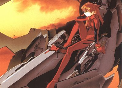 Neon Genesis Evangelion, Asuka Langley Soryu, anime girls - random desktop wallpaper
