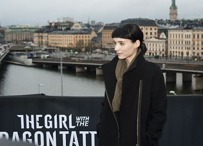Stockholm, Millenium: The Girl With The Dragon Tattoo - desktop wallpaper