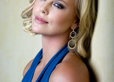 women, actress, Charlize Theron, celebrity - desktop wallpaper