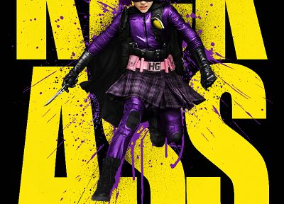Kick-Ass, movie posters - popular desktop wallpaper