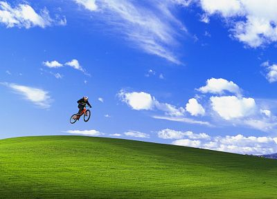 bike, bicycles, Windows XP, macaskill, mountain bikes - desktop wallpaper