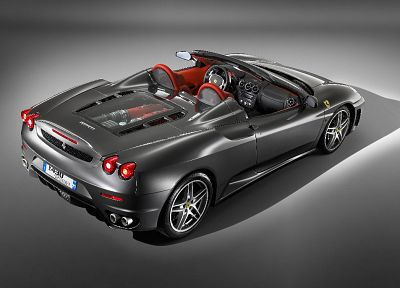 Ferrari F430 Spider - random desktop wallpaper
