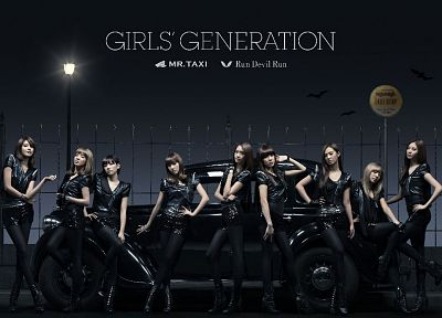 women, Girls Generation SNSD, K-Pop - desktop wallpaper