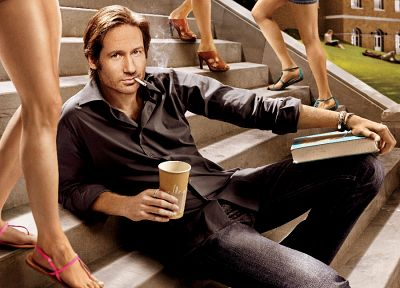 David Duchovny, Californication - random desktop wallpaper
