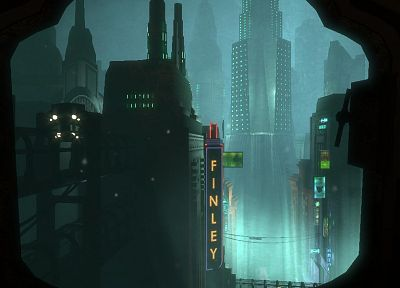 BioShock, Rapture - random desktop wallpaper