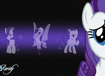 My Little Pony, Rarity - related desktop wallpaper