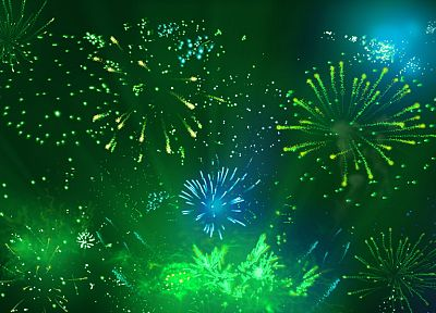 abstract, multicolor, fireworks - related desktop wallpaper