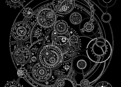 circles - random desktop wallpaper