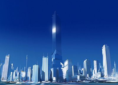Mirrors Edge - related desktop wallpaper