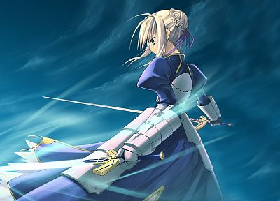Fate/Stay Night, Type-Moon, Saber, Fate series, Shingo (Missing Link) - related desktop wallpaper