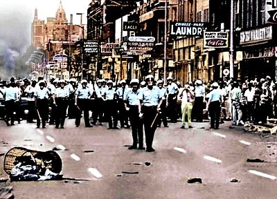 riots, police, Detroit - related desktop wallpaper