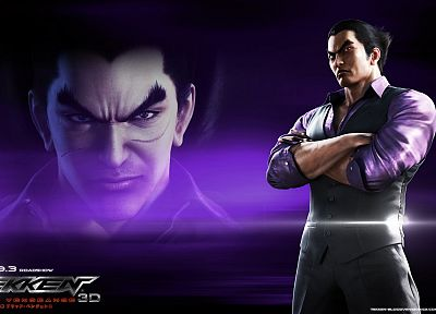 video games, Tekken Blood Vengeance - random desktop wallpaper