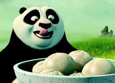 film, Dreamworks, Kung Fu Panda - desktop wallpaper