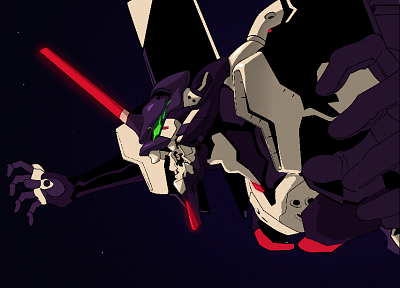 Neon Genesis Evangelion, EVA Unit 01 - related desktop wallpaper