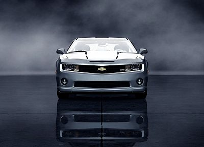video games, cars, Chevrolet Camaro SS, Gran Turismo 5, Playstation 3 - related desktop wallpaper