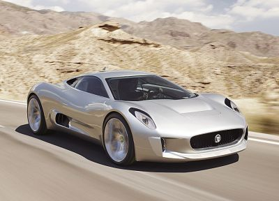 cars, Jaguar x75, concept cars - desktop wallpaper