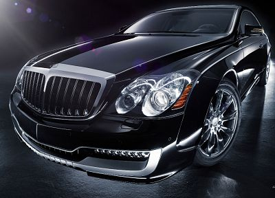 cars, Maybach - random desktop wallpaper