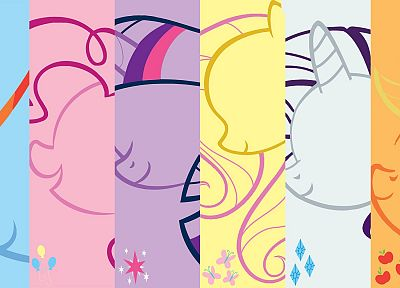 My Little Pony - random desktop wallpaper