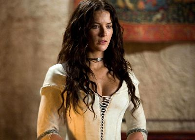 movies, Bridget Regan, Legend Of The Seeker, The Seeker, Kahlan Amnell - random desktop wallpaper