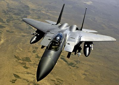 aircraft, planes, F-15 Eagle - related desktop wallpaper