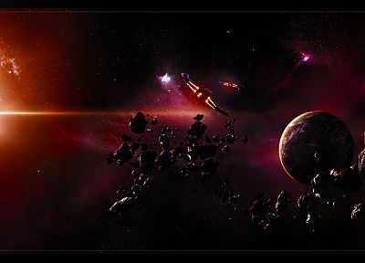 outer space, planets - related desktop wallpaper
