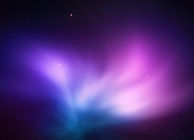 abstract, Apple Inc., Mac, aurora borealis, Macbook, operating systems, Windows Vista - related desktop wallpaper