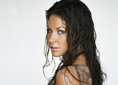women, Evangeline Lilly, Lost (TV Series) - random desktop wallpaper