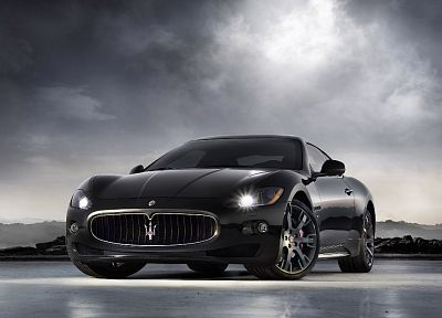 cars, Maserati, vehicles - related desktop wallpaper