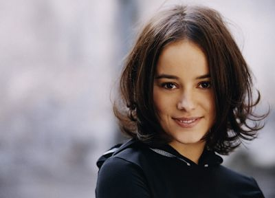 Alizée - random desktop wallpaper