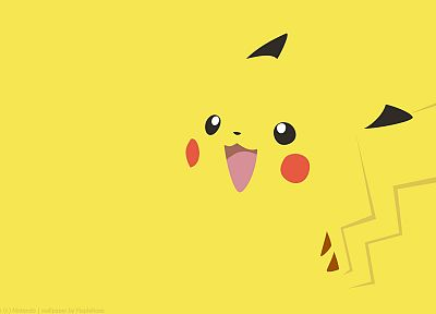 Pokemon, Pikachu - desktop wallpaper