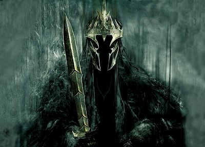 The Lord of the Rings, nazgul, The Witch King - random desktop wallpaper