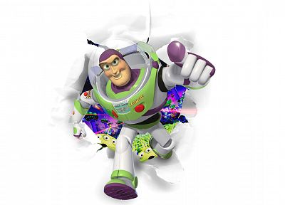 Buzz Lightyear - random desktop wallpaper
