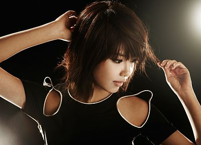 brunettes, women, Girls Generation SNSD, Asians, singers, Choi Sooyoung, K-Pop - related desktop wallpaper