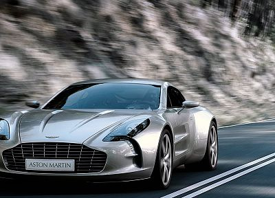 cars, Aston Martin, sports, vehicles, Onett, One-77 - desktop wallpaper