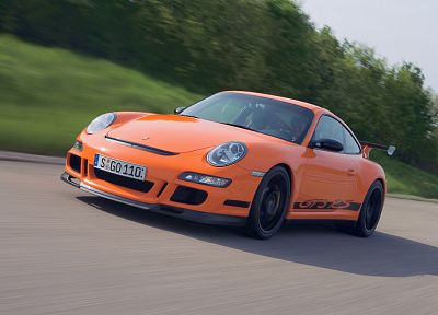 cars, vehicles, tires, Porsche 911 GT3, orange cars, Porsche 911 GT3 RS 4.0 - related desktop wallpaper