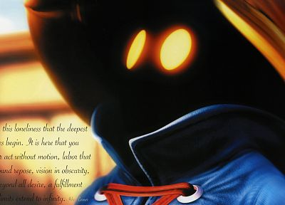 Final Fantasy, mage, black, Vivi (Final Fantasy IX) - related desktop wallpaper